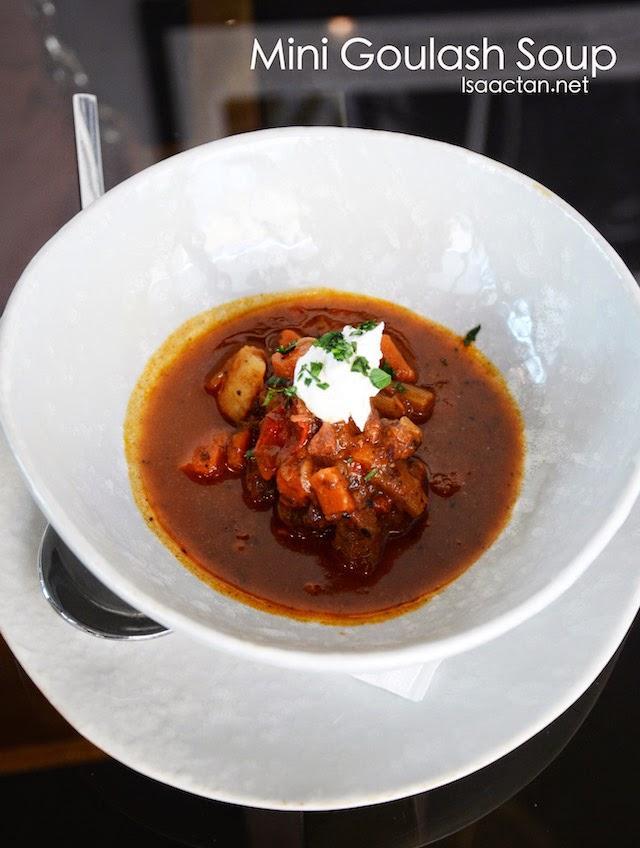 Mini Beef Goulash Soup - RM18.90