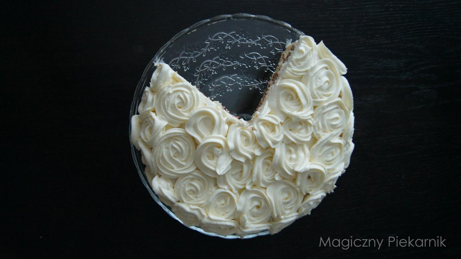 Najlepszy tort z kremem