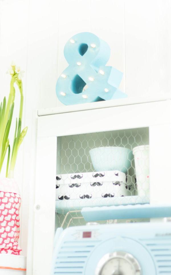 DIY Leuchtbuchstabe | Marquee Light