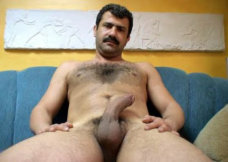 Hairy Turkish Gay