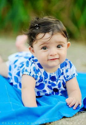 Sweet and Lovely Baby Girl