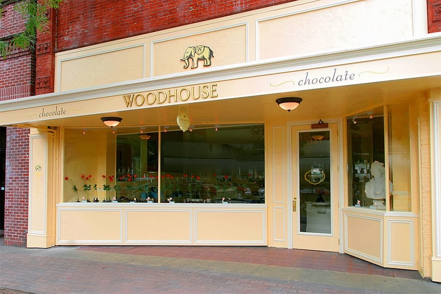 Woodhouse Chocolates St. Helena Napa Valley