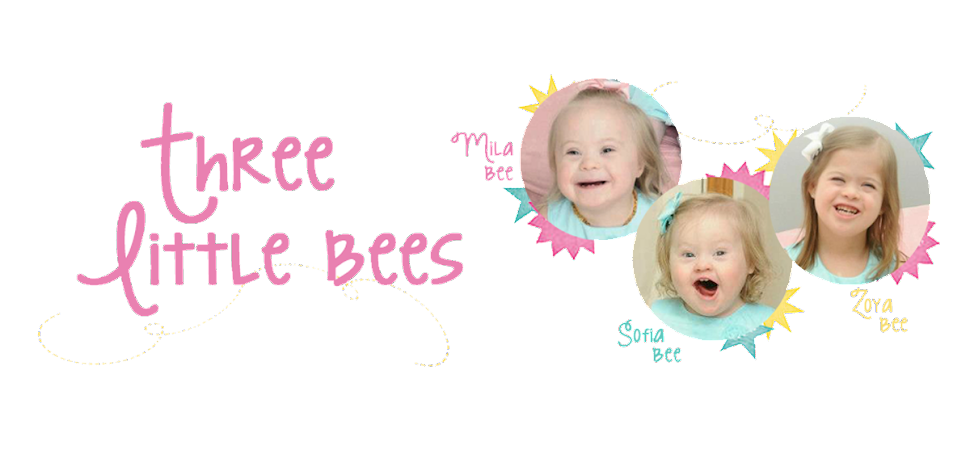 Three Little Bees!