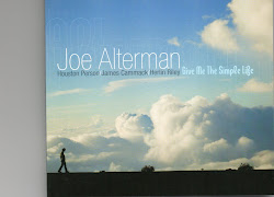 New CD from Joe Alterman..&#39;Give Me The Simple Life&#39;