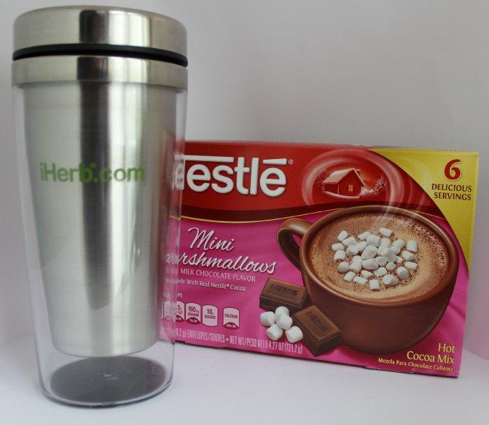 iHerb Café y Nestlé