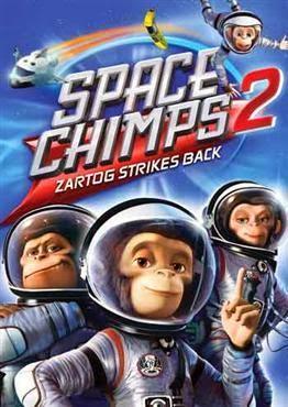 Space Chimps 2: O Retorno de Zartog Online Dublado