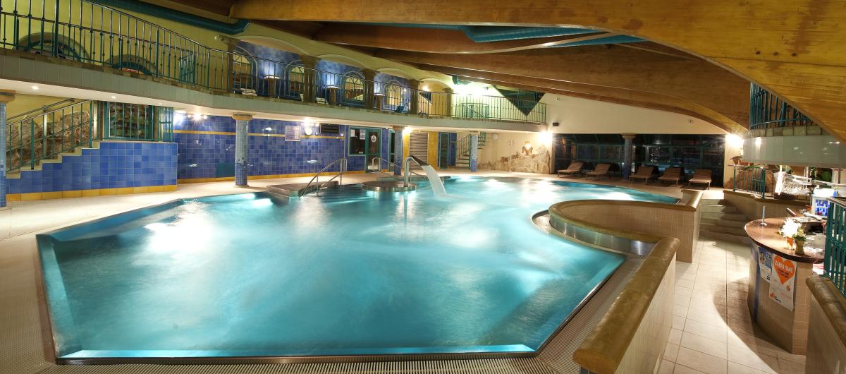 AquaCity w Popradzie