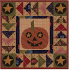 Starry Eyed Jack-Latest Mini Quilt Club Offering