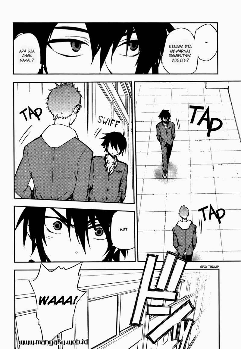 Owari no Seraph Chapter 4-3