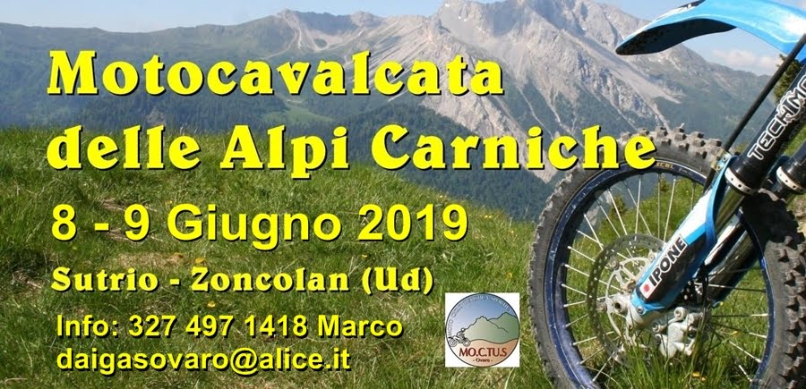 Motocavalcate in Italia