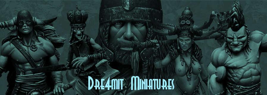 Dre4mit Miniatures