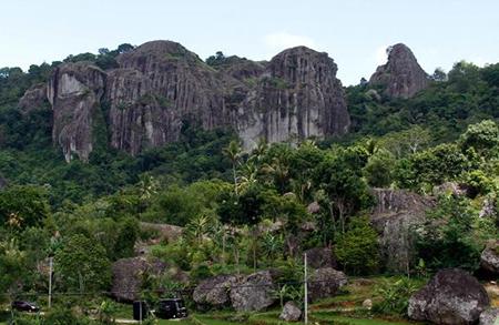 Gunung Api Purba Yogyakarta