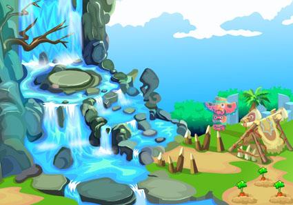 Tiki Treasure Escape