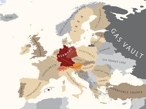 ASI ES COMO VEN LOS ALEMANES AL RESTO DE EUROPA