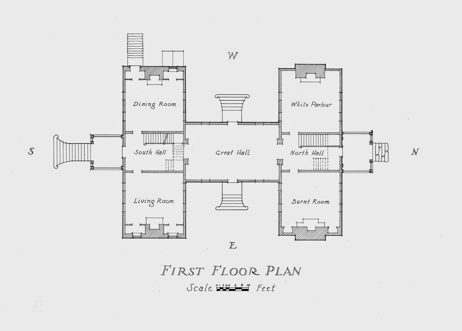 Plantation plain house plans home photo style for Plantation house floor plans