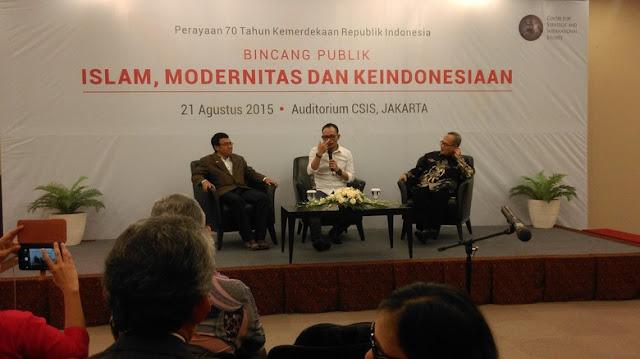 Islam Berkemajuan Muhammadiyah Dan Islam Nusantara NU Adalah Seirama