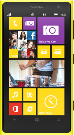 Spesifikasi dan Harga Nokia Lumia 1020 - Nokia Lumia Tercanggih