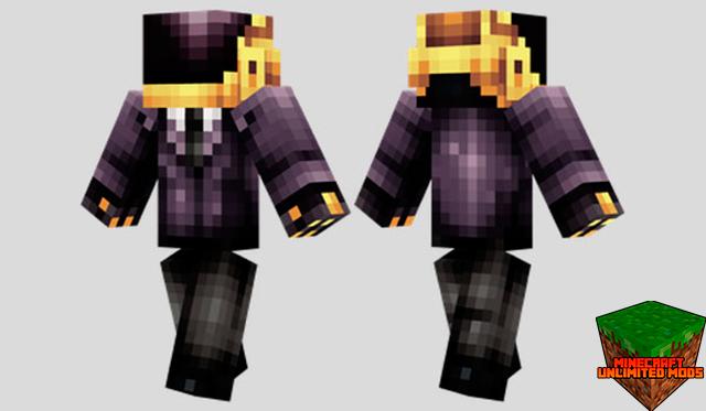 Guy Manuel Skin Minecraft
