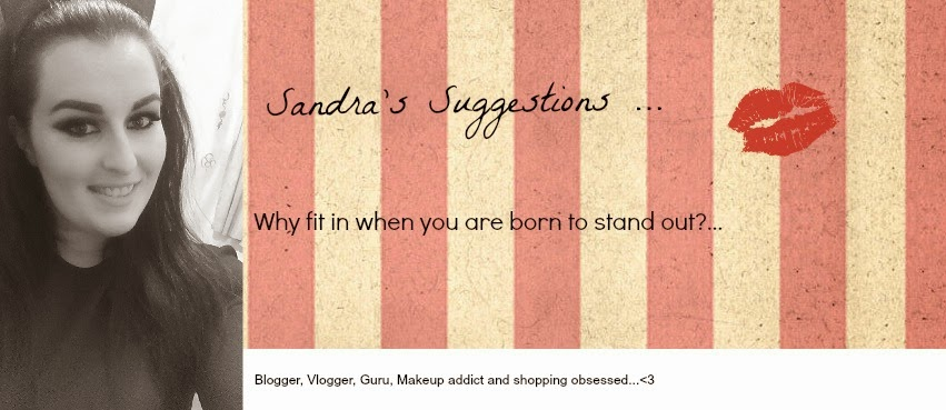 Sandra's Suggestions :)