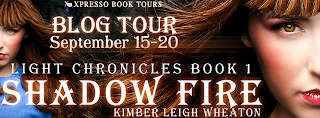 Blog Tour ~ Review: Shadow Fire by Kimber Leigh Wheaton