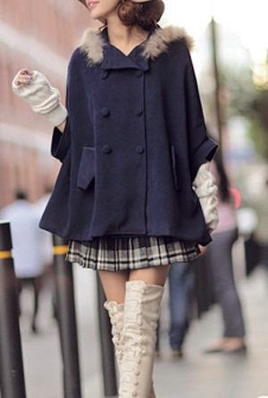 Adorable street fashion for fall and winter