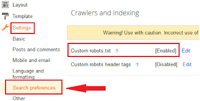 Blogger XML Sitemap To Google