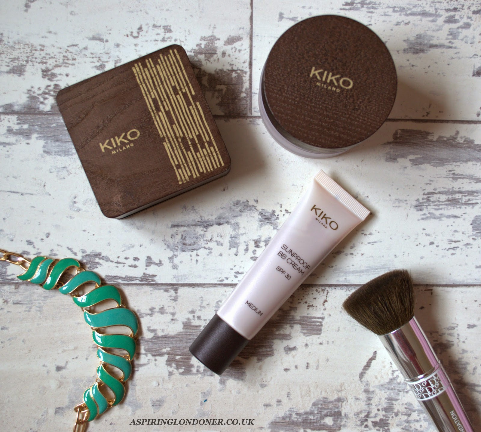 Kiko Cosmetics Modern Tribes Collection Review - Aspiring Londoner