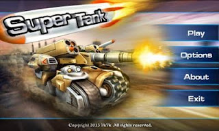 Screenshots of the Blast tank 3D for Android tablet, phone.