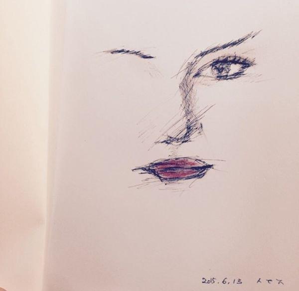 Suzy shares her recent drawings on Instagram ~ Netizen Buzz