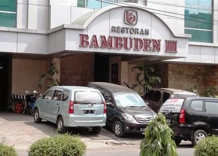 Lowongan Kerja Restoran Bambuden II