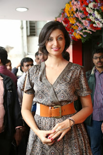 Actress Hamsa Nandini Latest Pictures at Saberi's Optical Showroom Launch 0005