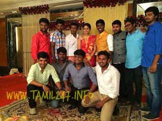 Raja Rani Director Atlee Engaged Actress Priya