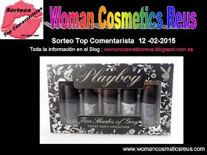 SORTEO TOP COMENTARISTA 12-02-2015