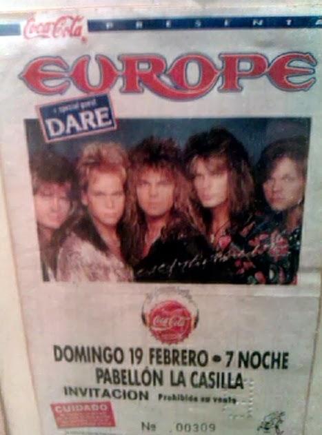 entrada europe