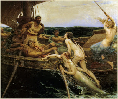 Herbert Draper Ulisse e le sirene