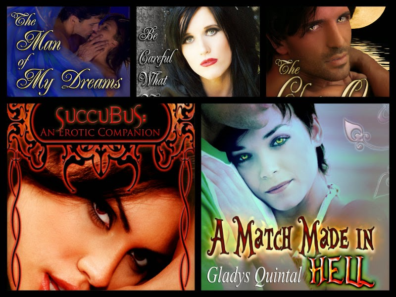 WIN ALL 5 EBOOKS IN THE DREAM SERIES!!!!