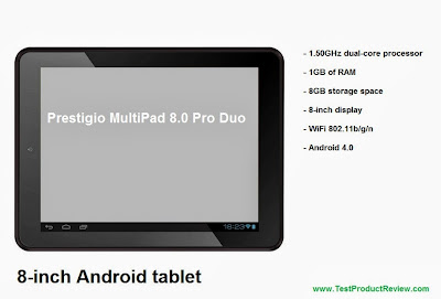 Prestigio MultiPad 8.0 Pro Duo review