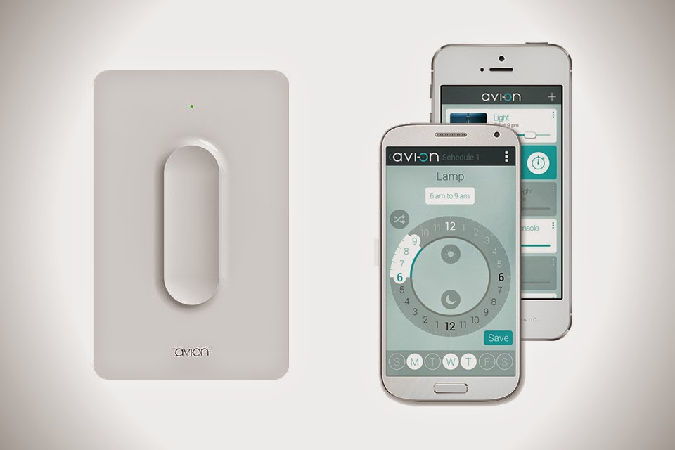 Avi-on Wireless Light Switch