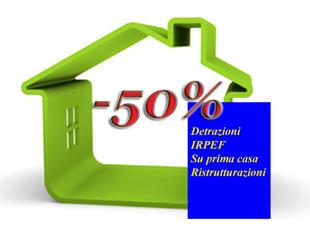 Daniele micheloni blog detrazione 50 valida anche per le for Detrazione 50