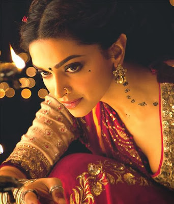 Deepika Padukone in Ram-Leela