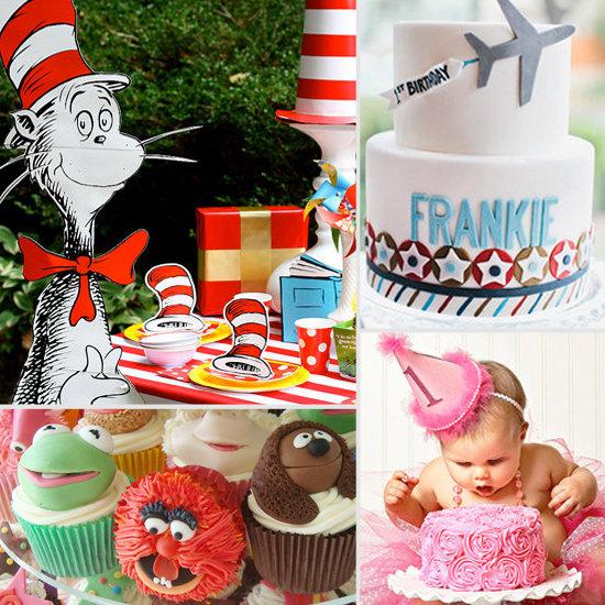Kids Birthday Party Theme Ideas