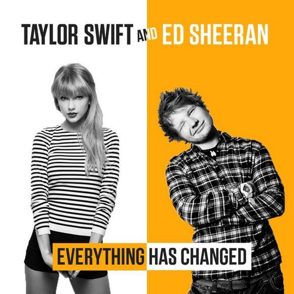 Lyrics ed sheeran ft taylor swift 22