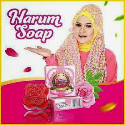 kelebihan harum soap