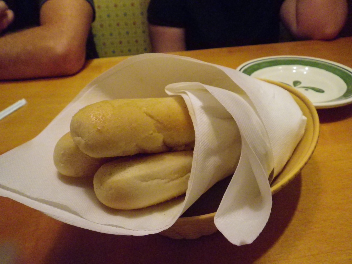 That Food Guy: Olive Garden, Albuquerque, New Mexico
