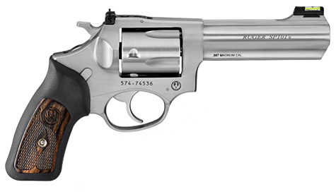 Only guns and money ruger announces new sp101 with 4 2 quot barrel