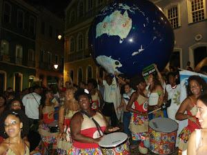 VII Fórum Brasileiro de Educação Ambiental toma as ruas do Pelourinho