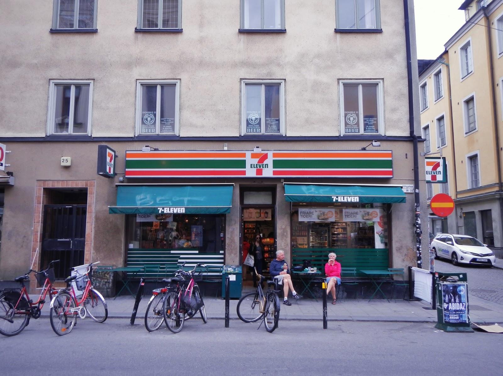 Gotgatan Seven Eleven