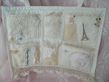 French style wall pockets