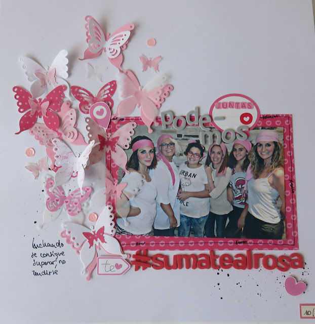 LAYOUT: #SUMATE AL ROSA