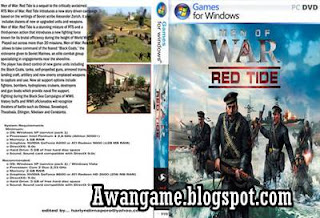 Men of War Red Tide Download Free